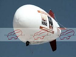 5 m tethered blimp for aerial imaging